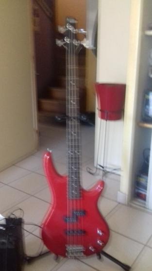 Bass musique instruments guitares basses quincieux for Achat maison quincieux