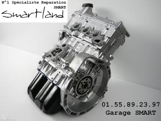Magasin pièces détachées SMART - Photo 2