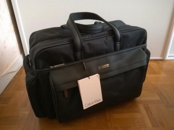 Calvin Klein Sac de voyage 33 L noir Neu