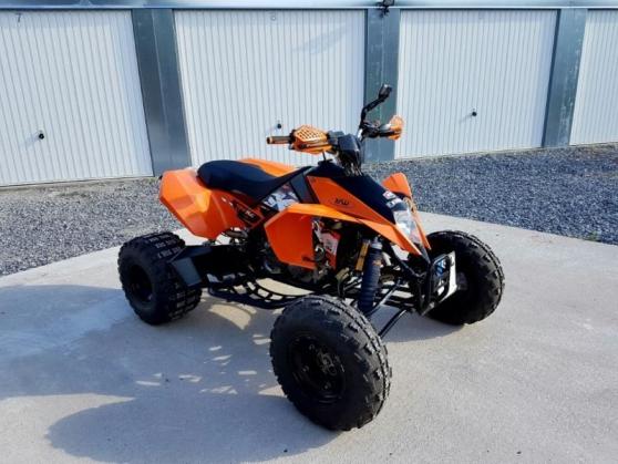 Annonce occasion, vente ou achat 'KTM 450 XC Quad ATV m'