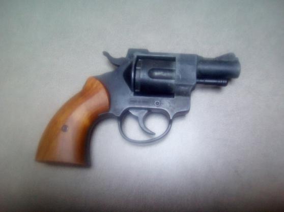Pistolet d'alarme à Blanc 9mm