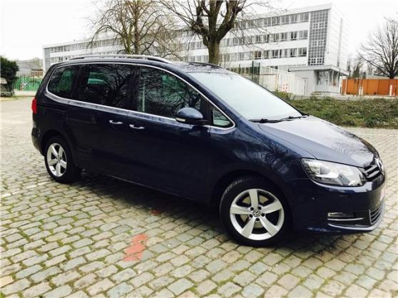 Volkswagen Sharan 2.0 TDI 140 FAP BLUEMO