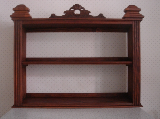 etagere rustique meubles d coration divers meubles d coration limoges reference meu div. Black Bedroom Furniture Sets. Home Design Ideas