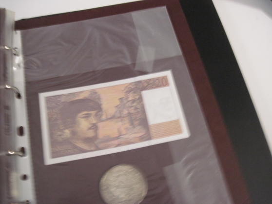 Annonce occasion, vente ou achat 'pièces de monnaies en franc'