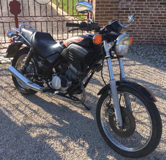 Cagiva 125 cc Roadster en très bon état - Photo 4
