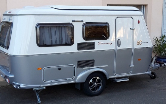 Caravane Eriba Touring 430