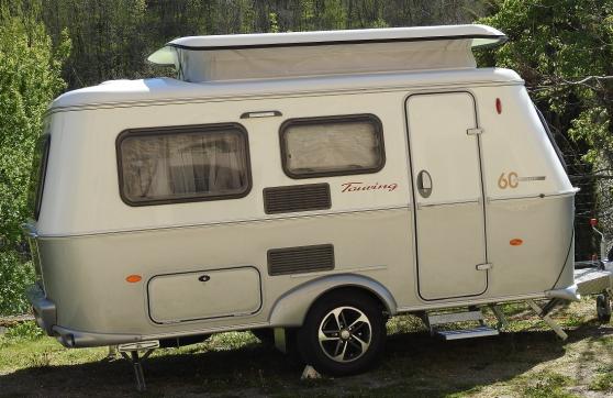 Caravane Eriba Touring 430 - Photo 2