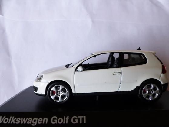 Annonce occasion, vente ou achat 'VOLSKSWAGEN GOLF GTI NOREV'