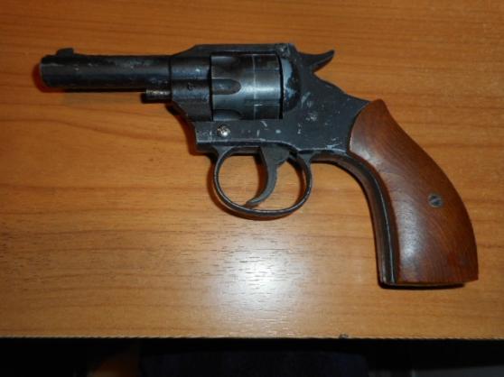Annonce occasion, vente ou achat 'Revolver'