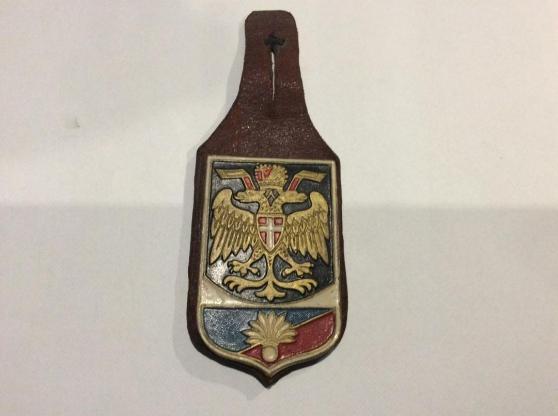 insigne gendarmerie ancien -