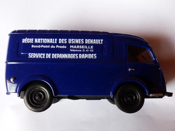 Annonce occasion, vente ou achat 'RENAULT 1000KG CORGI 1/43ème'