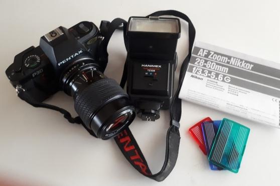 Annonce occasion, vente ou achat 'Appareil photos PENTAX P 30'