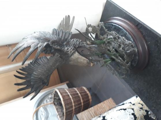 Bronze de l\'Aigle D\'Alaska - Photo 2