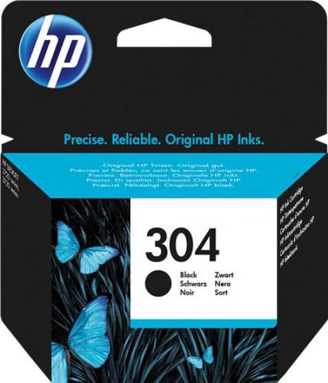 Annonce occasion, vente ou achat 'CARTOUCHE ENCRE HP 304 Noire'