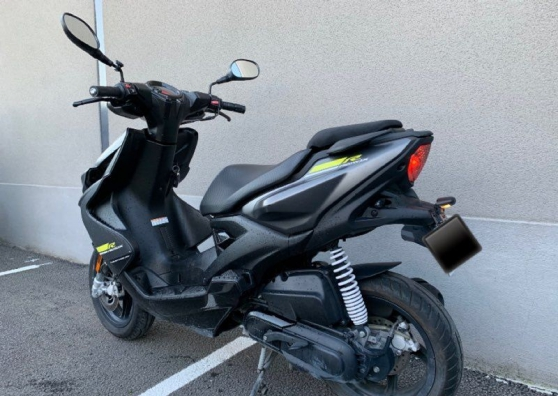Annonce occasion, vente ou achat 'Yamaha Aerox 50cc'