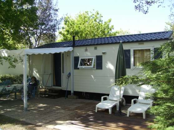 location mobil-home plagedans les landes