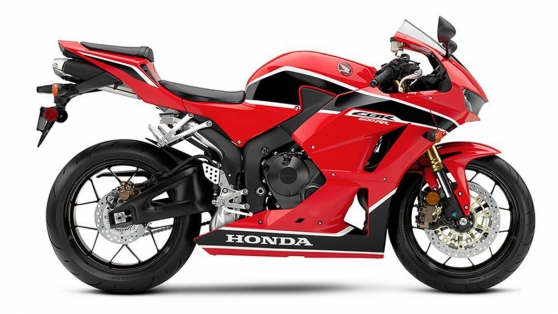 HONDA MOTO CBR