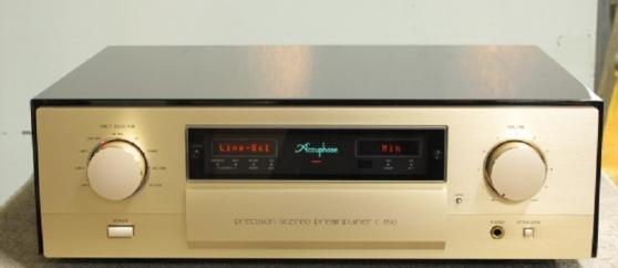 Annonce occasion, vente ou achat 'Accuphase C-2810'