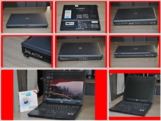 Annonce occasion, vente ou achat 'HP Compaq NC6120 de 15 pouces'