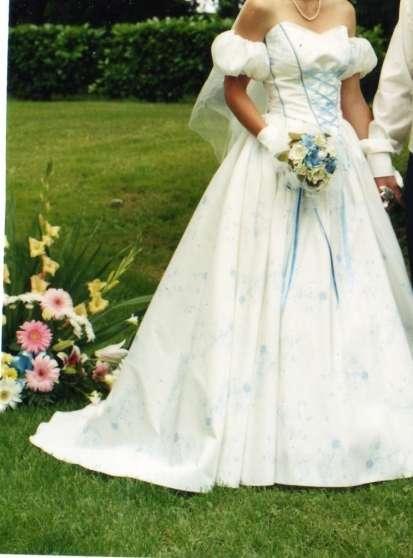 robe de mariée-t38/40