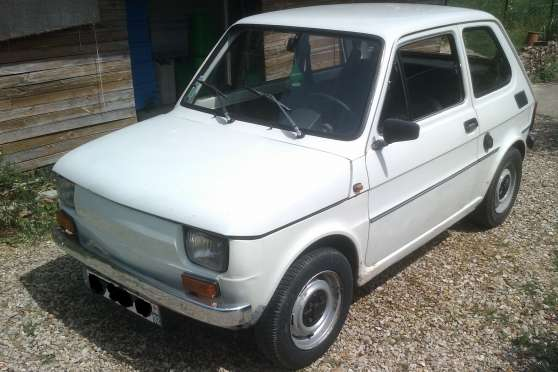 FIAT 126 A collection