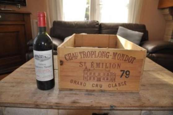 GCC - Chateau Troplong Mondot 79