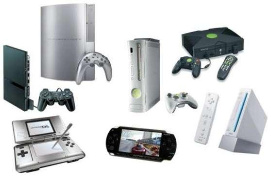 Réparation de Consoles PS3, XBOX 360, WI