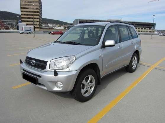Toyota Rav 4 ii (2) 115 d-4d gx 5p