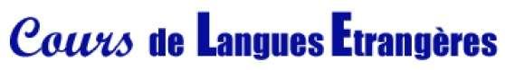 Cours de langues étrangères à Rouen.