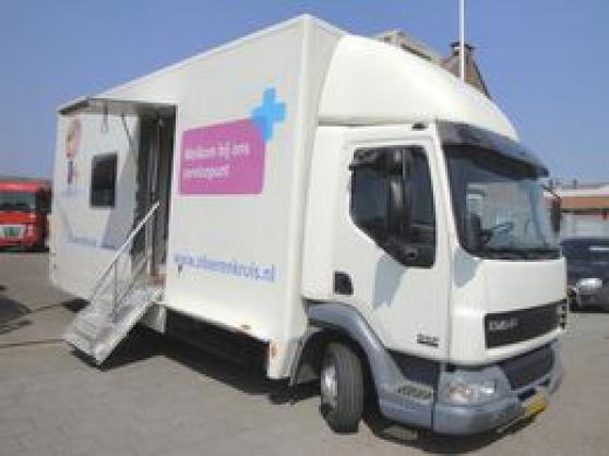 Camping car DAF - Diesel à 5200€