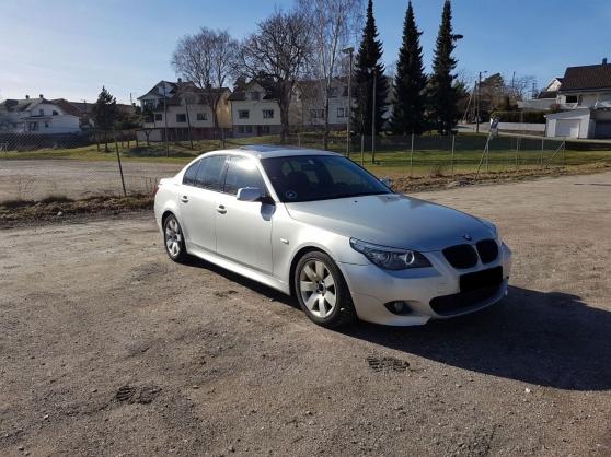 BMW Série 5 525d 3.0L