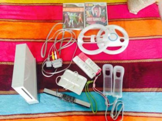 Annonce occasion, vente ou achat 'J\'offre Nintendo Wii'