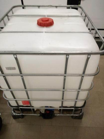 cuve 1000 litres - Annonce gratuite marche.fr