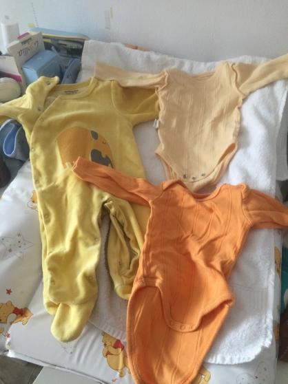 vends vêtements bébé - Annonce gratuite marche.fr