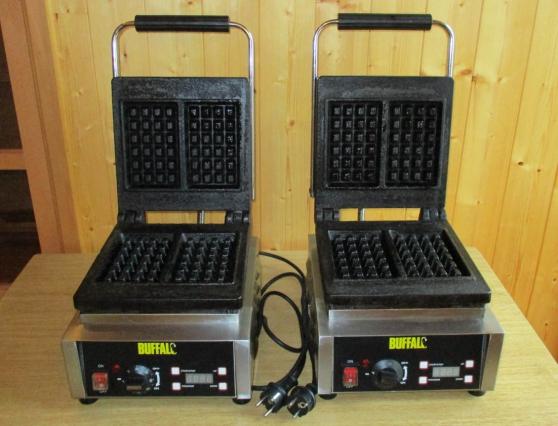 gaufrier électrique pro Buffalo - Photo 2