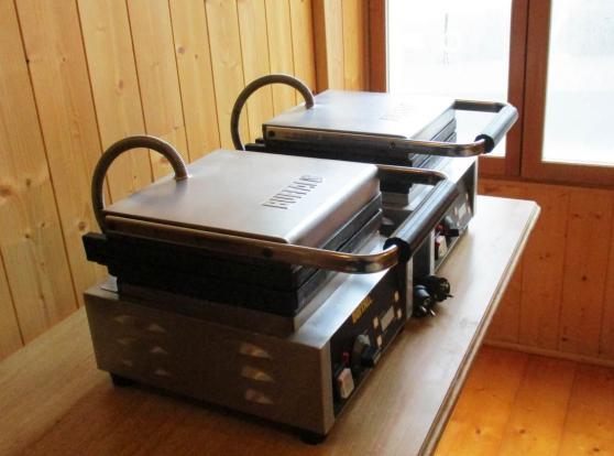 gaufrier électrique pro Buffalo - Photo 3