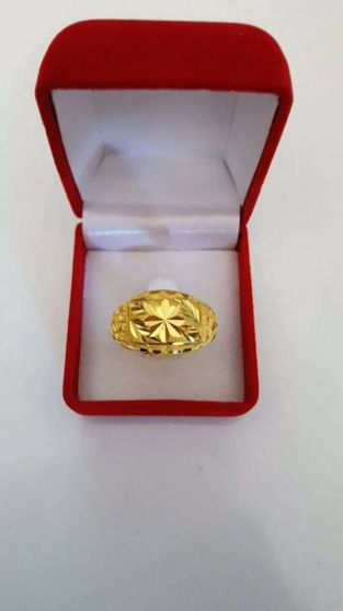 Annonce occasion, vente ou achat 'bague en or jaune'