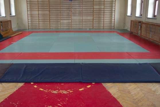 tapis de judo a renover