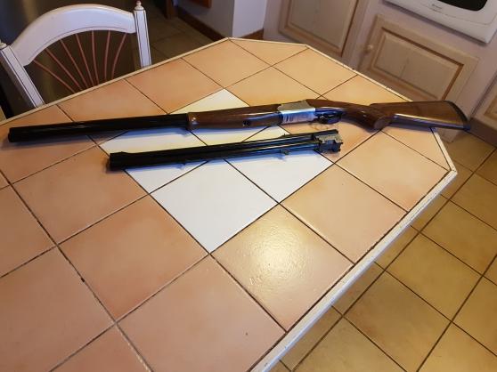Annonce occasion, vente ou achat 'Fusil FAIR 6x600 supperposé'