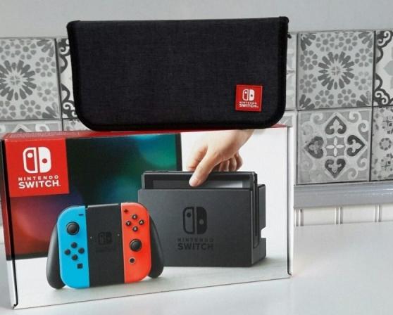 Console Nintendo Switch - Photo 2