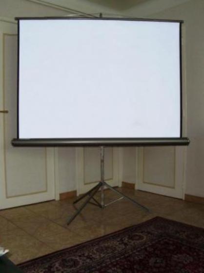 ecran de projection portable sur trépied - Annonce gratuite marche.fr