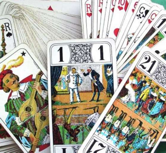 Annonce occasion, vente ou achat 'Tarot (jeu de cartes)'