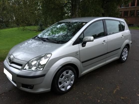 Annonce occasion, vente ou achat 'Toyota Corolla Verso 136 D-4D 5pl'