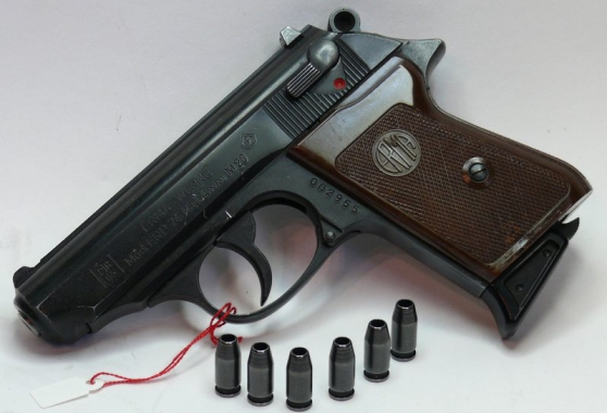 Recherche pistolet Perfecta Model. 50 - Photo 2
