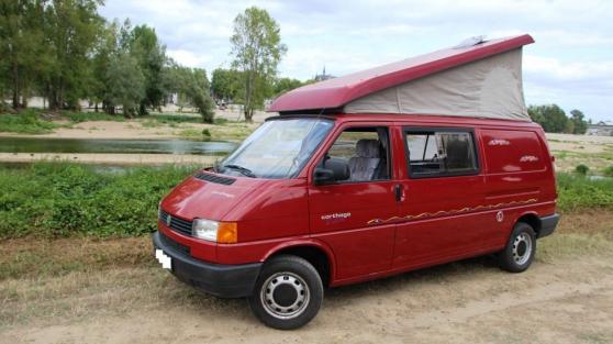 Annonce occasion, vente ou achat 'Volkswagen T4 2.4 D 77 CV Carthago'