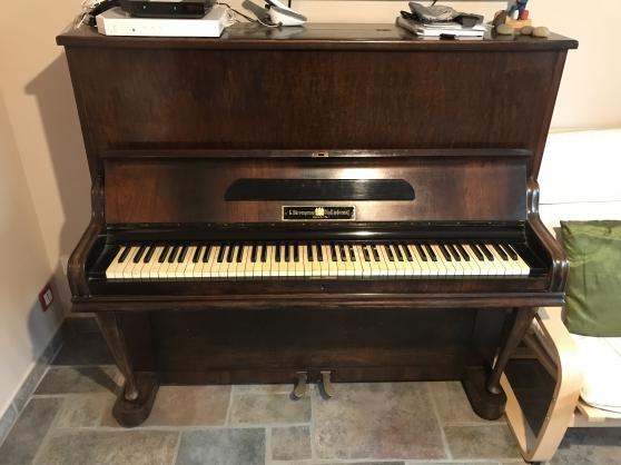 Annonce occasion, vente ou achat 'Piano droit'