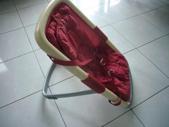 Annonce occasion, vente ou achat 'Transat bébé confort keyo'