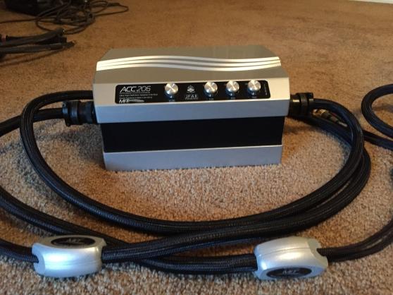 MIT ACC 206 Articulation Control Console