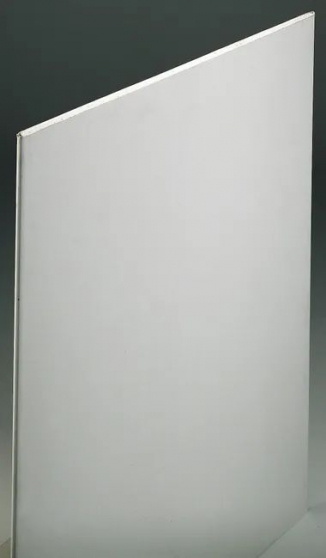 plaque Placo 250 x 120 x 1.2 en cm.