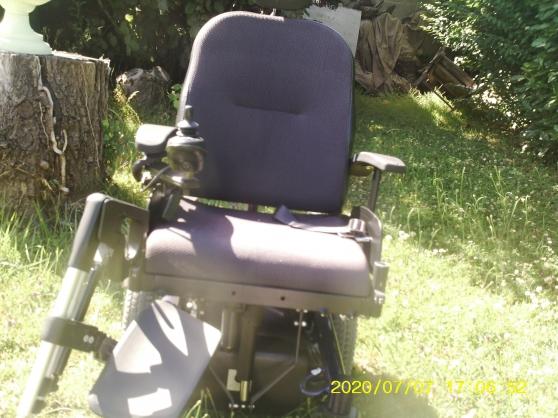 Annonce occasion, vente ou achat 'fauteuil roulant electrique'
